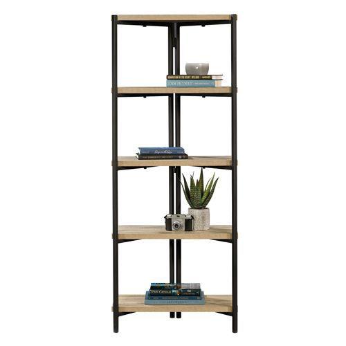 Portobello Industrial Style Sturdy Bookcase