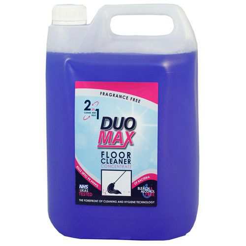 5L DuoMax Concentrated Floor Cleaner- Pack of 2