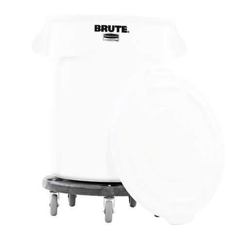 Brute Dolly with 75L Brute Container