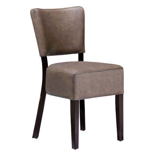Club Vintage Side Chair