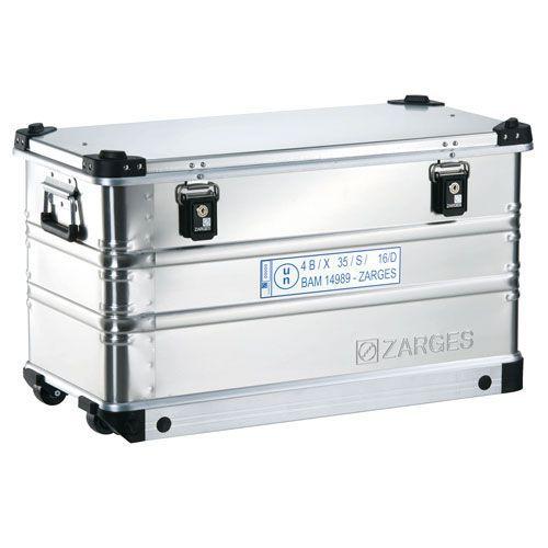 Aluminium Mobile Storage Cases