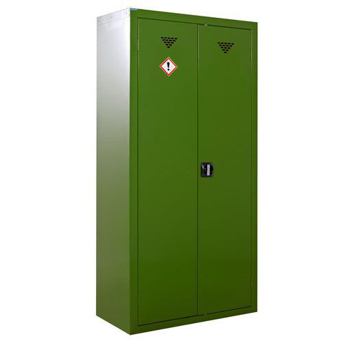 Pesticide & Agrochemical Hazardous Storage Cabinet 1800x900x460mm