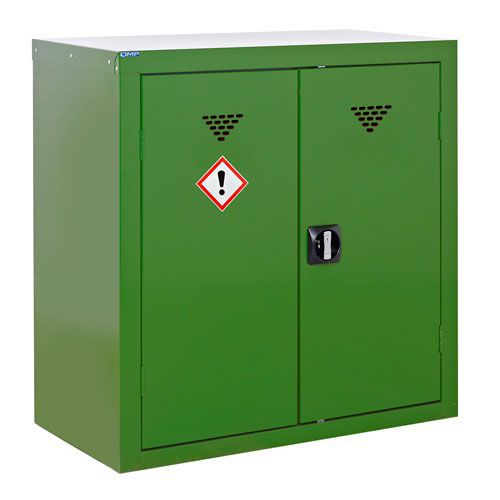 Pesticide & Agrochemical Hazardous Storage Cabinet 900x900x460mm