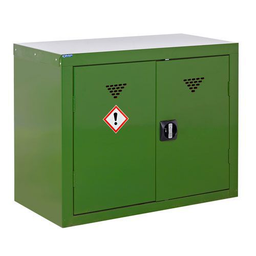 Pesticide & Agrochemical Hazardous Storage Cabinet 700x900x460mm