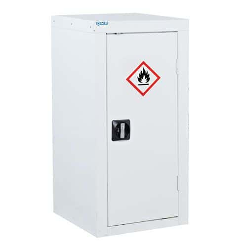 White Flammable Material Cupboard 900x460x460mm