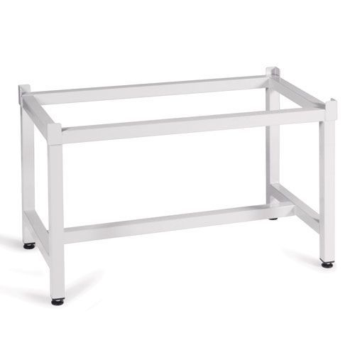 White Support Stand for Acid Cabinet 915x450mm