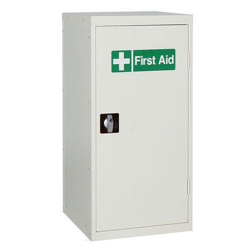 White First Aid Cabinet 910x457x457mm