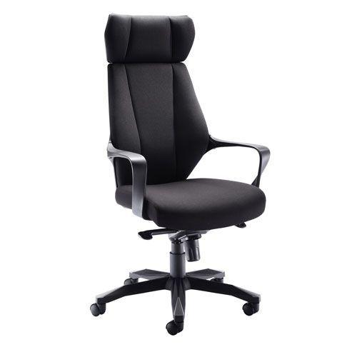 Tern High Back Fabric Executive Office Chair