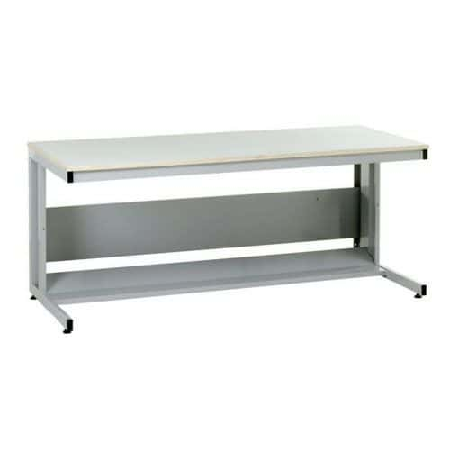 ESD Anti-Static Cantilever Workbenches