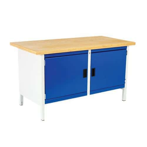 Bott Cubio Workbench with 2 Cupboards