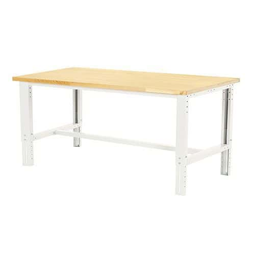 Bott Cubio Height Adjustable Workbench & MPX Top 740-1140x2000x900mm