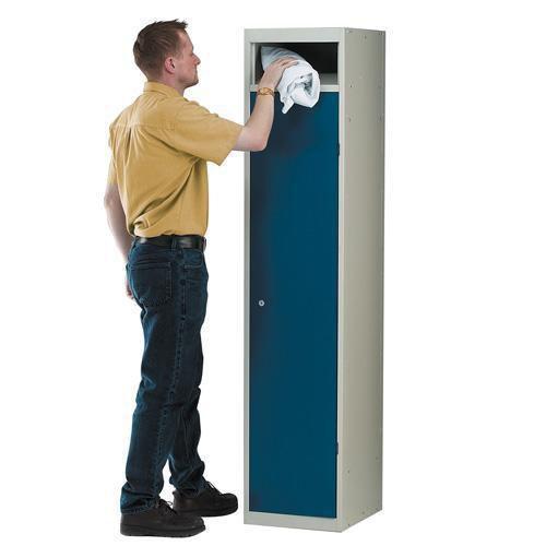 Germ Guard Garment Disposal Lockers - 1800x450x450mm