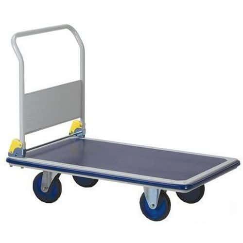 Heavy Duty Steel Platform Trolleys
