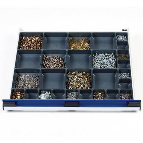 Moulded Plastic Dividers for Drawers 800x650mm