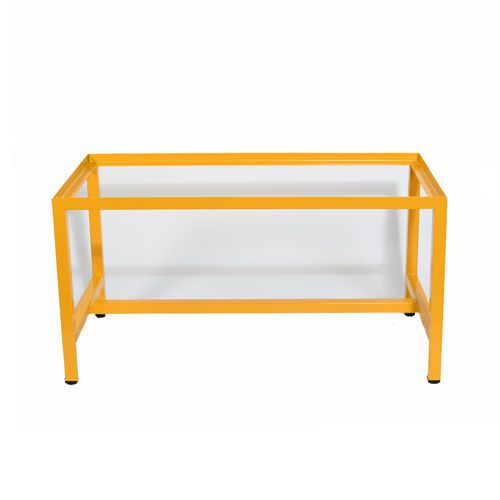 Yellow Support Stand for Flammable COSHH Cabinets - 915x459mm