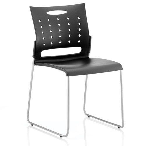 Slide Polypropylene Visitor Chair