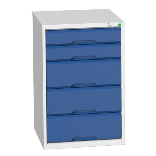 Bott Verso Multi Drawer Cabinets For Tool Storage HxWxD 800x525x550mm