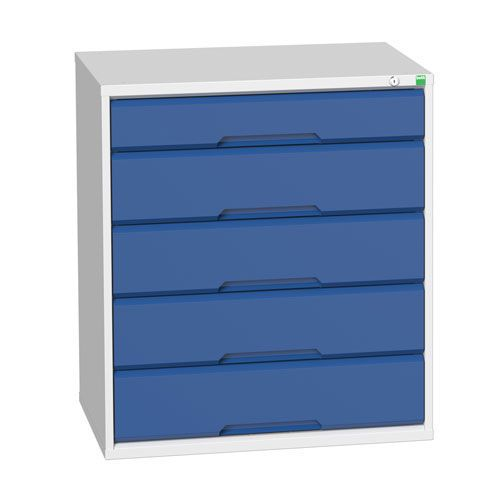 Bott Verso Multi Drawer Cabinets For Tool Storage HxWxD 900x800x550mm