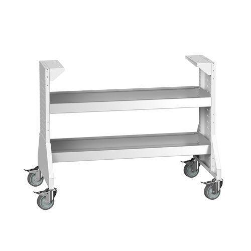 Bott Cubio Mobile Rack For Wall Workshop Cupboards
