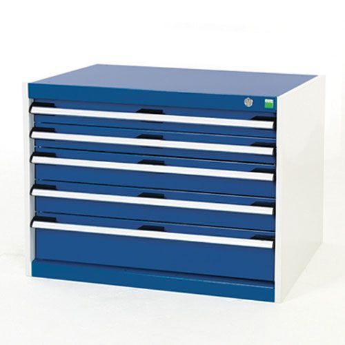 Bott Cubio Multi Drawer Cabinets For Tool Storage HxWxD 600x800x525mm