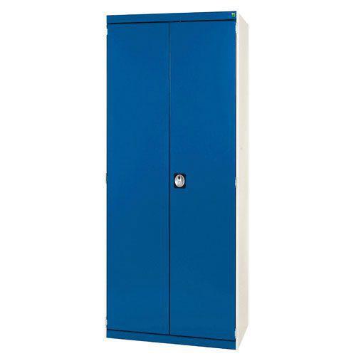 Bott Cubio CNC Metal Tool Cabinet With Perfo Storage Door WxD 800x525mm