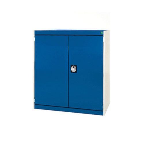 Bott Cubio Heavy Duty Tool Cabinet With 2 Perfo Storage Doors WxD 800x525mm