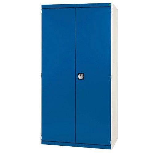 Bott Cubio CNC Metal Tool Cabinet With Louvre Storage Door WxD 1050x525mm