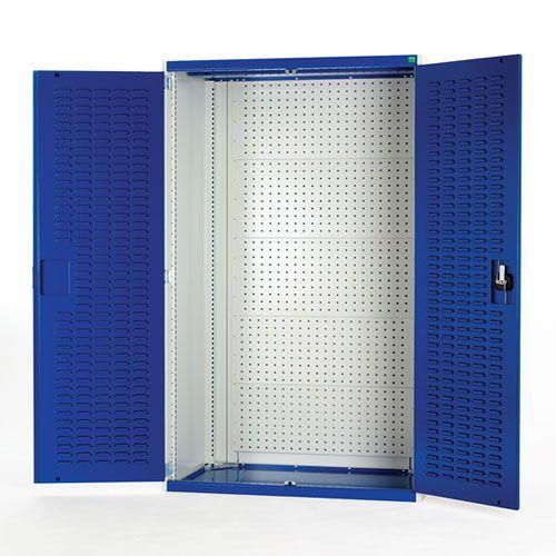 Bott Cubio Heavy Duty Louvre Door Perfo Back Panel Cabinet 2000x1050mm
