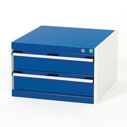 Bott Cubio Multi Drawer Cabinets For Tool Storage HxWxD 400x650x650mm