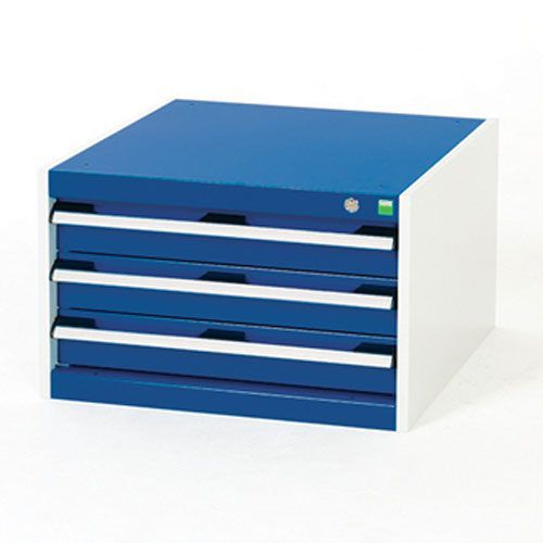 Bott Cubio Multi Drawer Cabinets For Tool Storage HxWxD 400x650x750mm