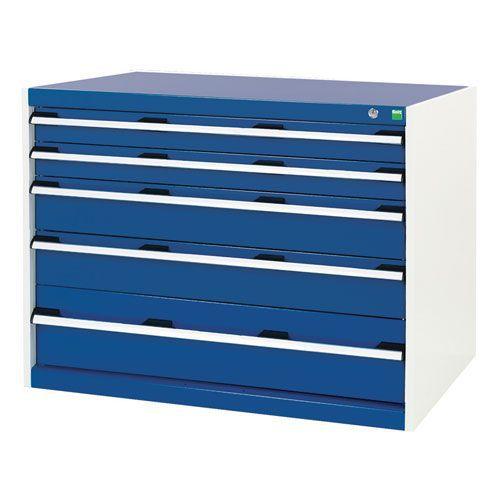 Bott Cubio Multi Drawer Cabinets For Tool Storage HxWxD 800x1050x750mm