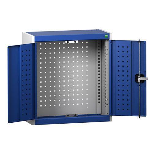 Bott Cubio Wall Cupboard With Inner Perfo Tool Storage 700x650x325mm