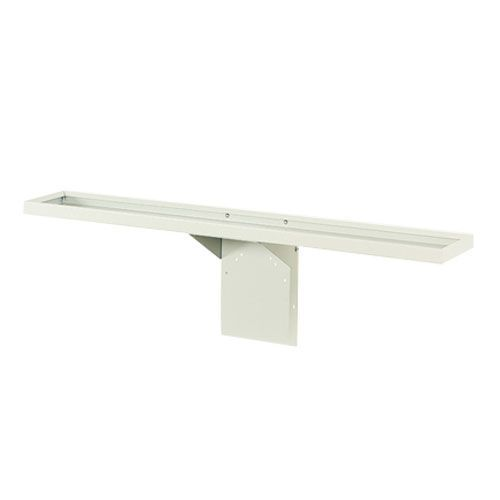 Bott Cubio Mobile Cabinet Rear Shelf Support Accessory WxD 1050x125mm