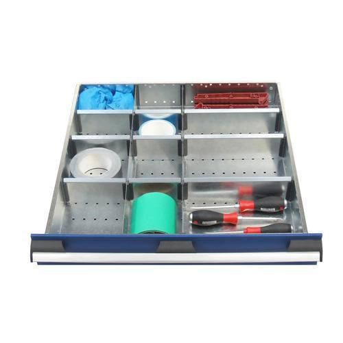 Adjustable Steel Dividers for Drawers 650x650mm