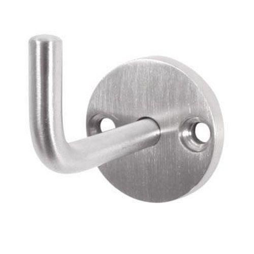 Altro Single Coat Hook - Satin Stainless Steel