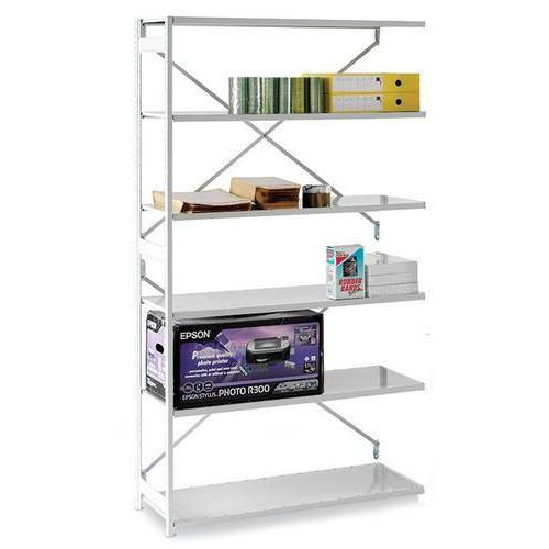 Stormor Mono Open Shelving - Extension Bay