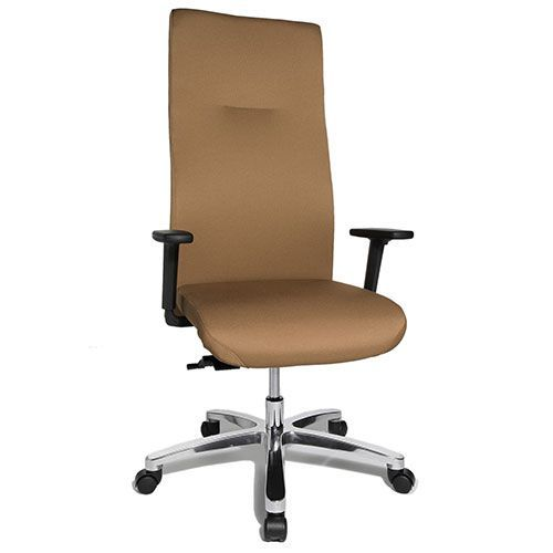Warbler Executive Swivel Chair with Extra High Back