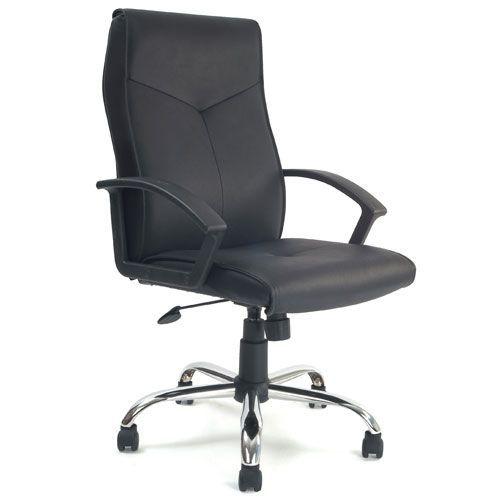 Lena High Back Leather Executive Chair