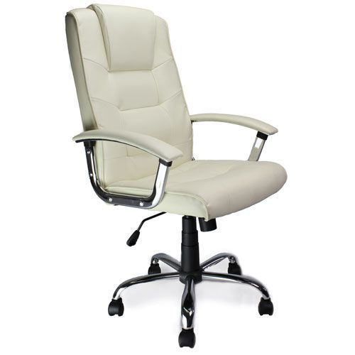 Daintree High Back Leather Faux Executive Chair
