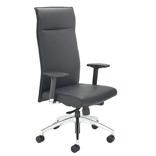 Tigris High Back Executive Leather Office Chair