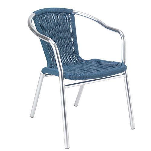 Plaza Wicker Chair