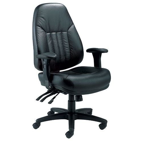 Rhine Executive Faux Leather Office Chair