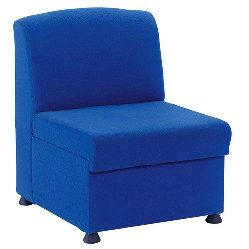 Glacier Reception Soft Seat Chair