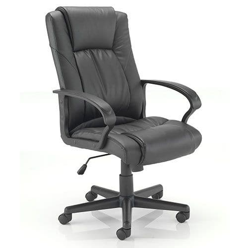 Zambezi Leather Office Chair