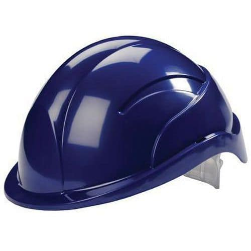 Vision Safety Helmet with Retractable Visor