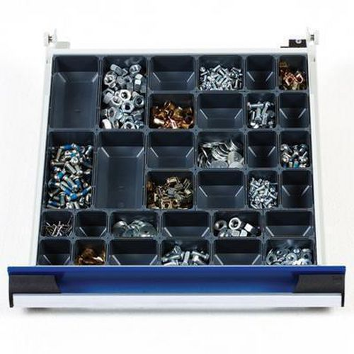 Moulded Plastic Dividers for Drawers 525x525mm
