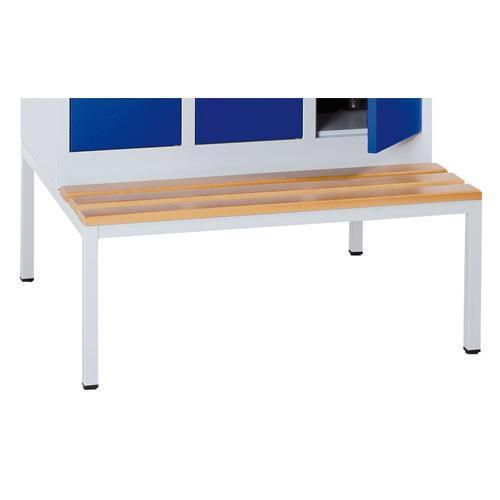 Bench for Plinth Lockers