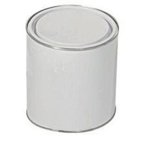 Open Top Metal Cans with Lids