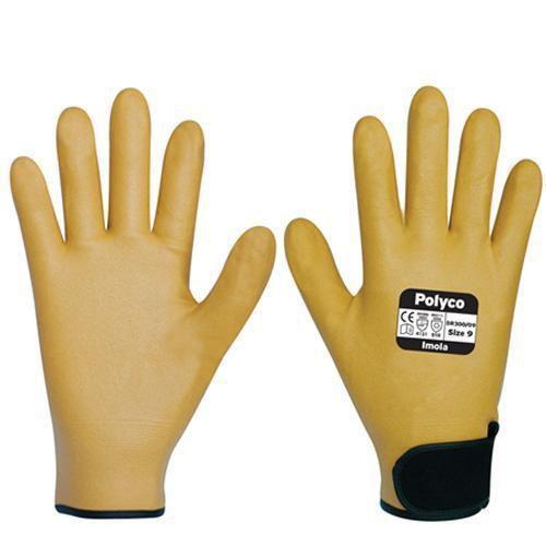 Polyco Imola Full Nitrile Gloves - 1 Pair