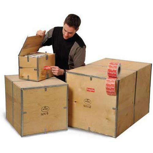 No-Nail Plywood Box - 200kg UDL Packing Crate